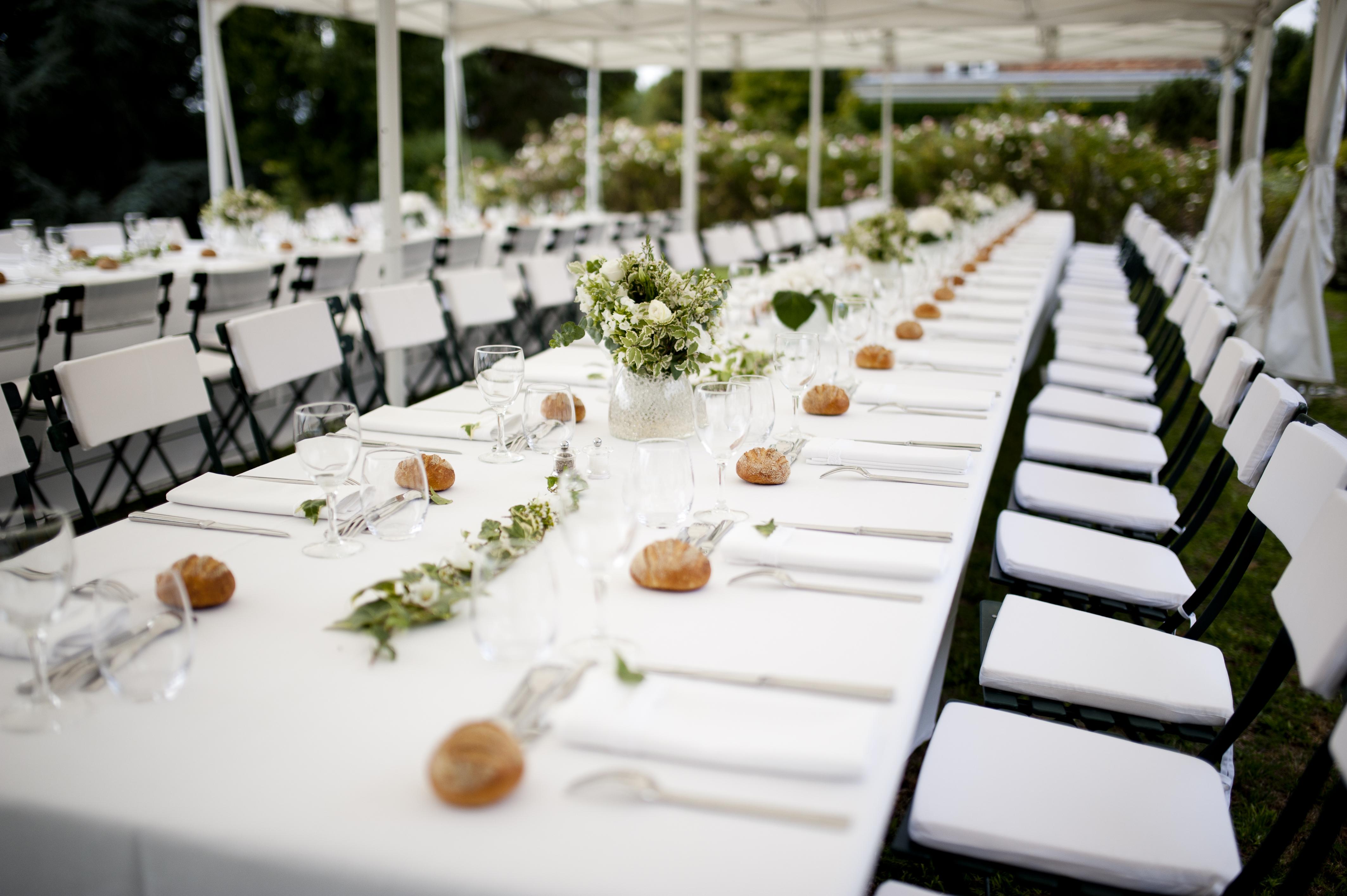 mariage garden party - Traiteur Yvelines - Délices Ephémères